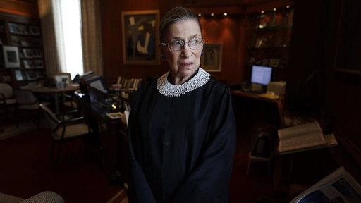 Ruth Bader Ginsburg Rests After Heart Surgery
