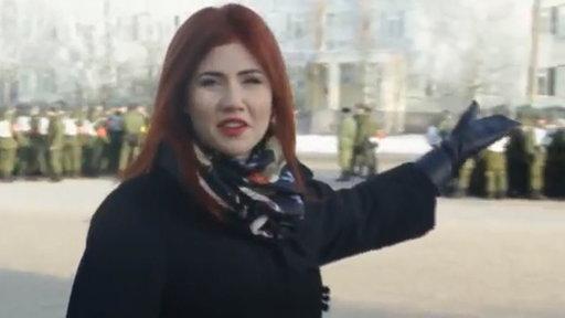 Russian Spy Anna Chapman Stars in Propaganda Video