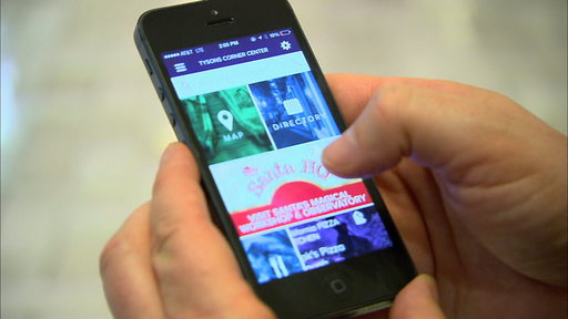 Malls Use Digital Apps to Compete On Black Friday