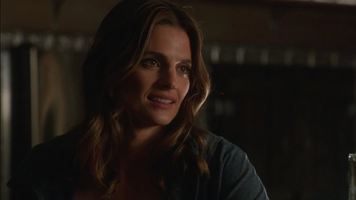 Castle's Comment Bothered Beckett