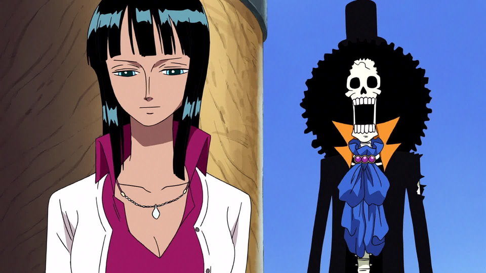 One piece dubbed episode 388 / Omega automatic watch movements