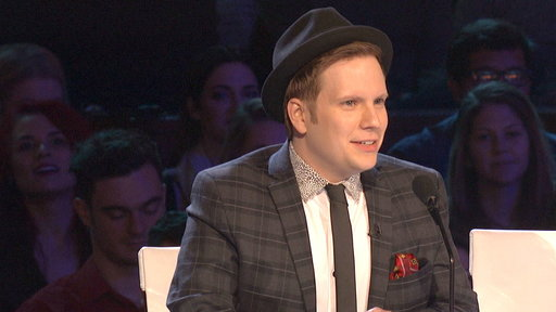 Preview: Welcome Patrick Stump