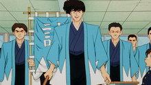 Ranma 1/2 137: Takewaki Kuno, Substitute Principal