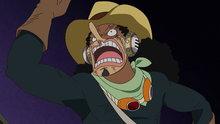 One Piece 674: A Liar! Usoland On the Run!