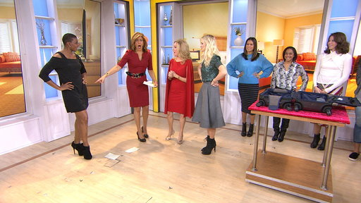 Wrinkle-Free Clothing That's Perfect for Holiday Travel