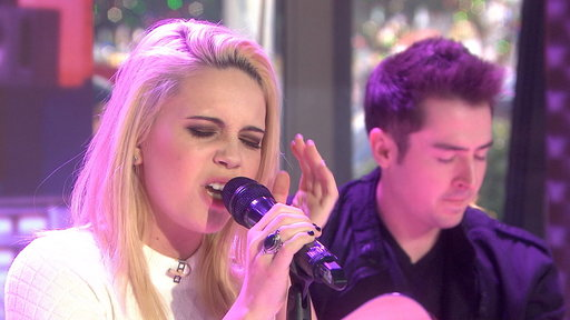 'A Young Adele!' Bea Miller Sings Single 'Young Blood'