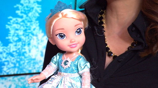 'Snow Glow Elsa Doll' Among Donation of 7,000 New Toys