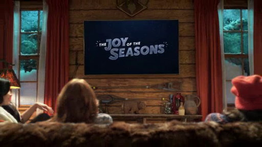 The Joy of the Seasons - TV Ad (:30)