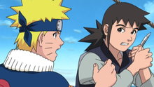 Naruto 103: The Race Is On! Trouble On the High Seas!