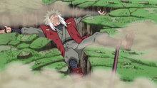 Naruto 95: The Fifth Hokage! a Life On the Line!