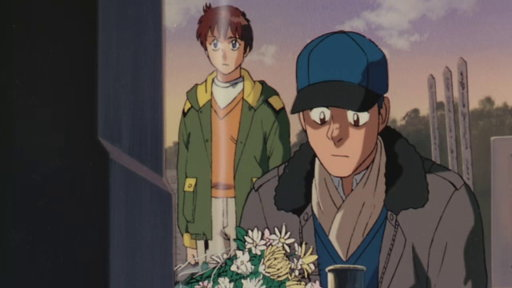 PatLabor The Mobile Police - The New Files OVA Series
