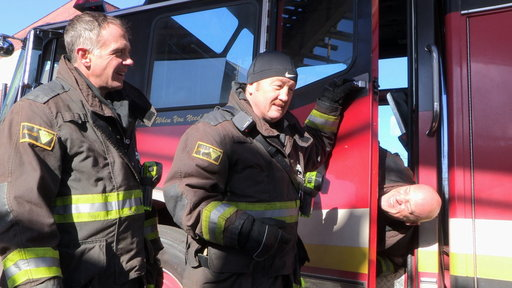 Train-wrecked Story Time With Chicago Fire