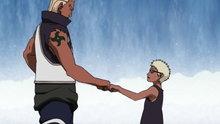 Naruto Shippuden 282: The Secret Origin of the Ultimate Tag Team!