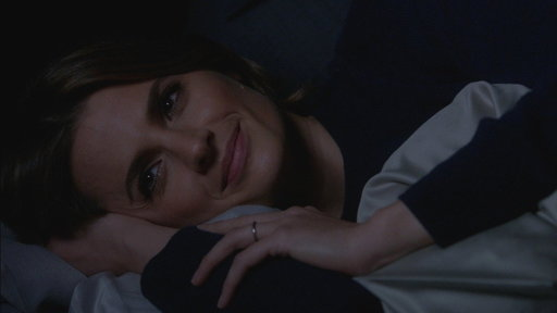 Castle Asks for a Favor in Bed