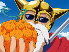 (Sub) The Fire Fist Strikes! the Flare-Flare Fruit Power Returns! image