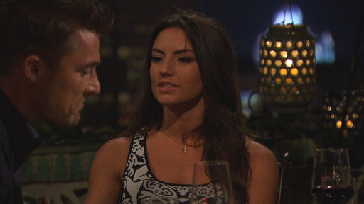 Jillian Talks Chris's Ear Off