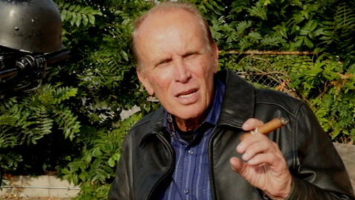 Inside the Final Ride: Peter Weller