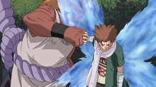 Naruto 114: Good-bye Old Friend! I'll Always Believe in You!