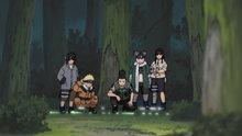 Naruto 111: Sound vs. Leaf