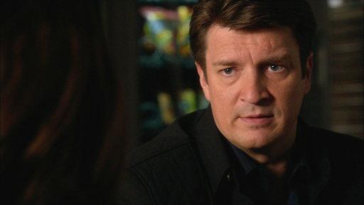 Beckett Calls Castle Cocky