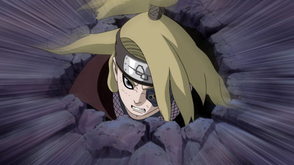 VIZ | Watch Naruto Shippuden Episode 32 for Free