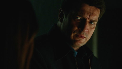 Gates Knows What Kate Sees in Castle