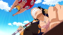 One Piece 682: Breaking Through Enemy Lines! Luffy and Zoro Launch the Counter-Attack!