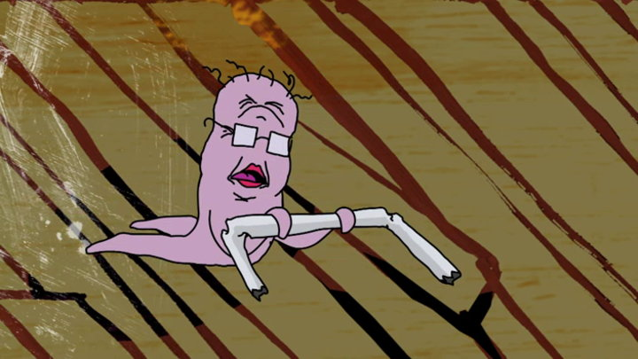 squidbillies big gay throwdown