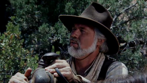 Kenny Rogers as The Gambler Part II: The Adventure Continues (Part 2)