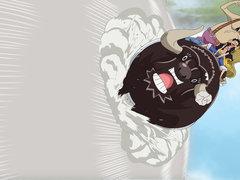 (Sub) Steady Progress! Luffy's Army vs. Pica! image