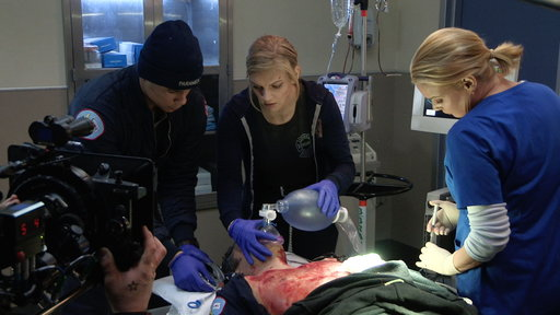 Behind the Scenes at Chicago Med