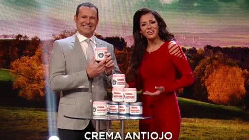 Nathalia Presentó La Cura Para Las Malas Vibras: La Crema Antiojo