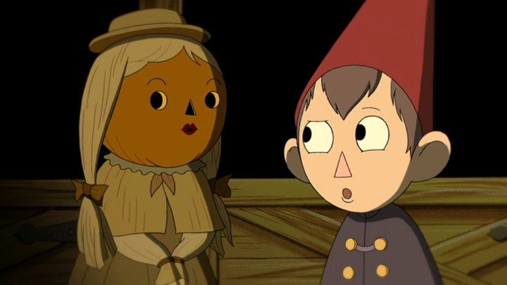Watch Over The Garden Wall Season 1 Episode 2 Chapter 2 Hard Times At The Huskin 39 Bee