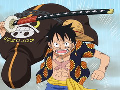 (Sub) A United Front! Luffy's Breakthrough to the Victory! image
