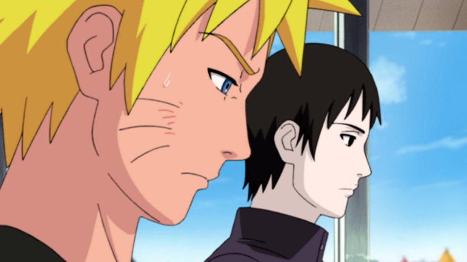 ნარუტო ქარიშხლის ქრონიკები / Naruto shipuden