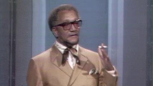 Black History Month: July 14, 1969 Redd Foxx