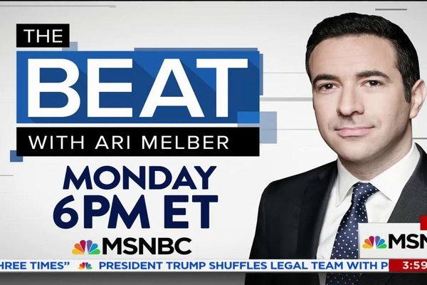 MSNBC Live with Ari Melber
