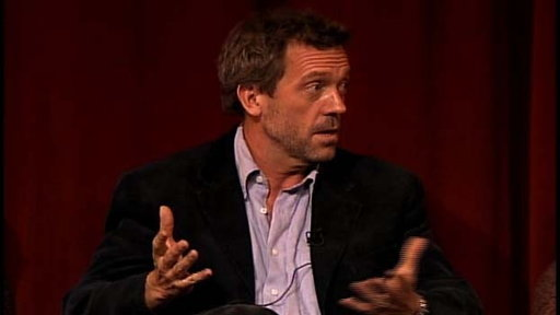 Hugh Laurie On House's Appeal