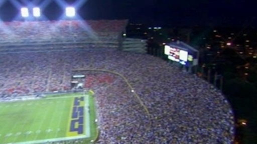 LSU: Tiger Stadium