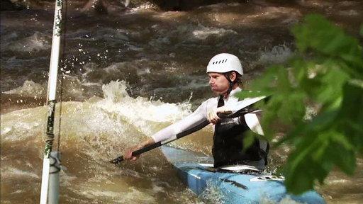 Kayaking: Brett Heyl