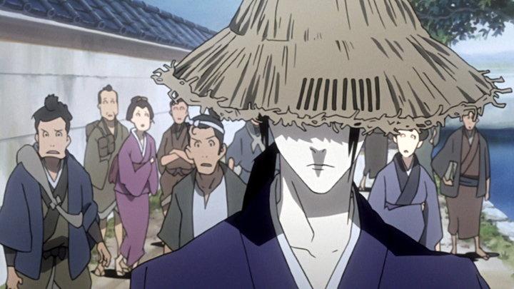 watch samurai champloo season 1 episode 1 tempestuous temperaments