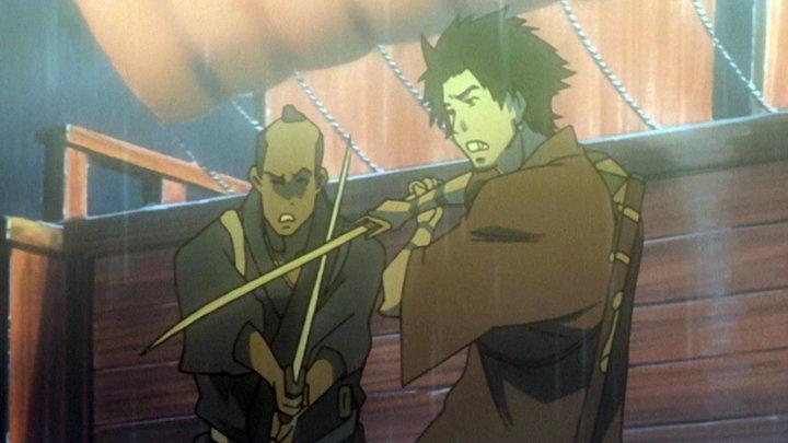 watch samurai champloo season 1 episode 14 misguided miscreants on