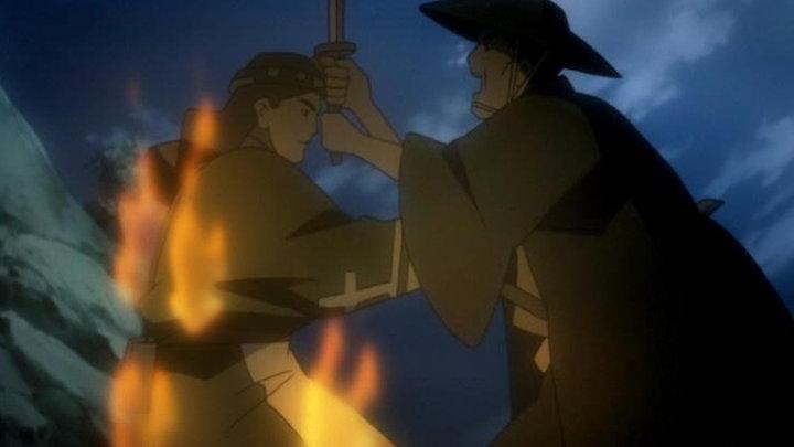 watch samurai champloo season 1 episode 17 lullabies of the lost