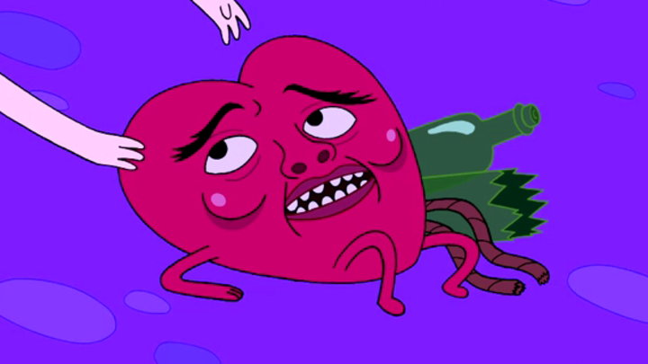 watch adventure time season 1 episode 7 ricardio the heart guy on