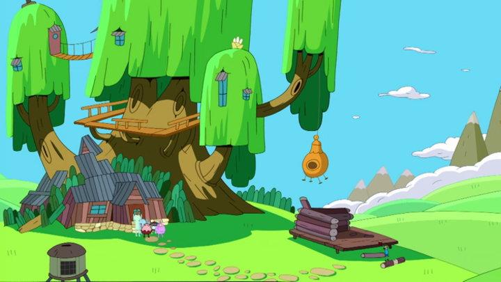 Watch Adventure Time Season 5 Episode 7: Davey on Cartoon