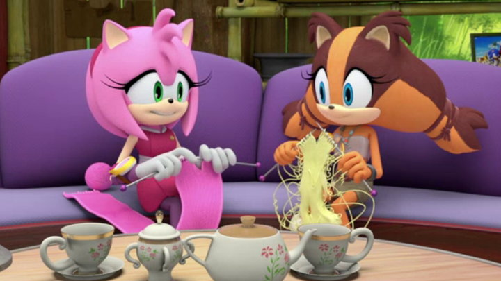 watch sonic boom season 2 episode 33 sticks and amy s excellent